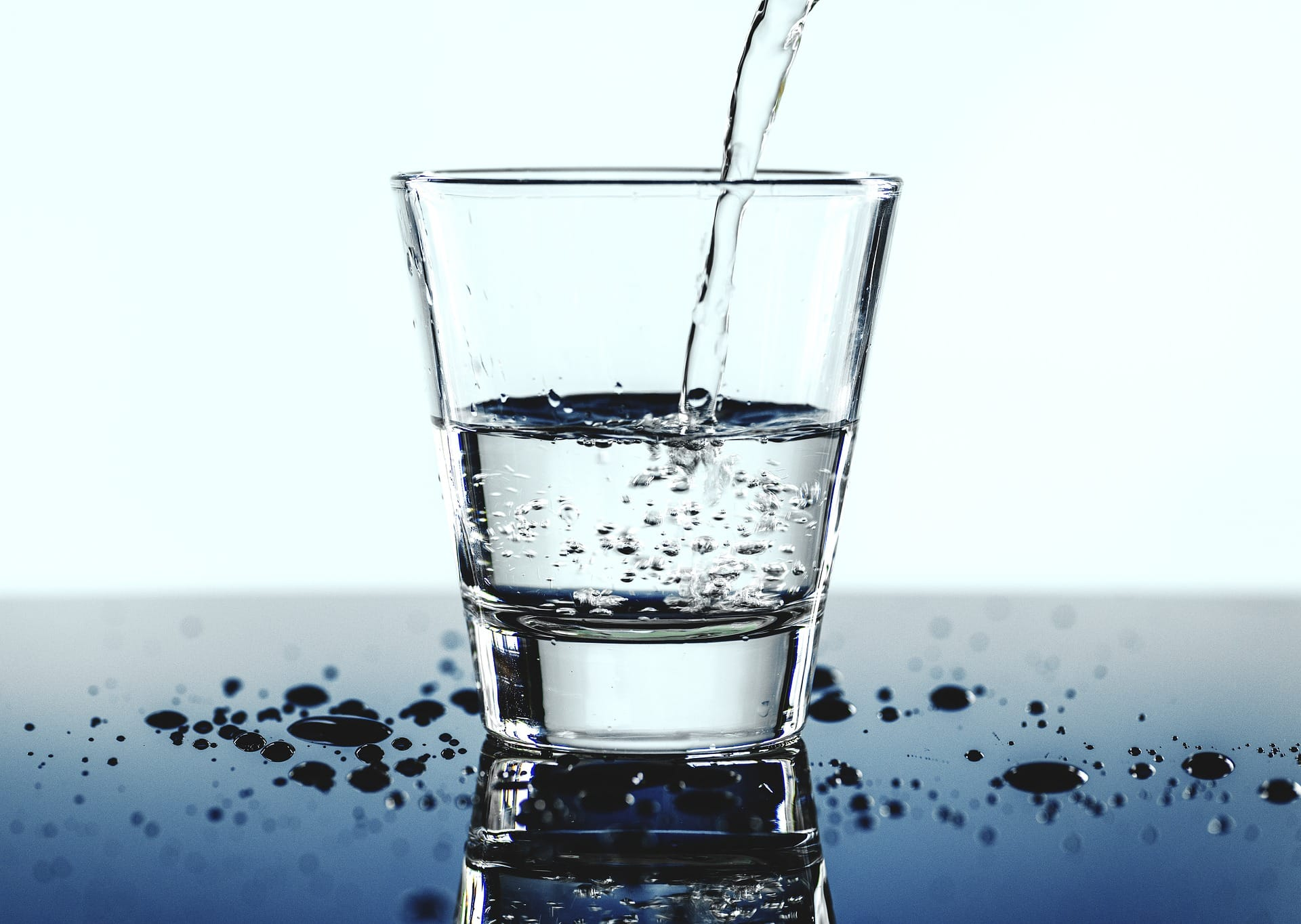 Do you own a well? Test que quality of your drinking water.
